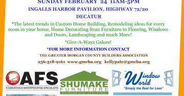 Decatur Home and Garden Show this weekend 2/23 & 2/24