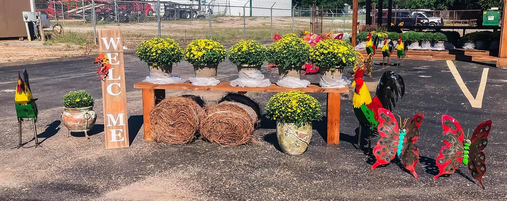 Flower nursery Huntsville AL